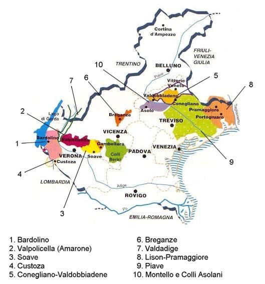 HeyDay Wines US Wine Importer Italian Wine Imports Argentina - Us wine regions map